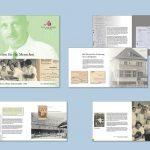 52seitige Broschüre über den jüdischen Arzt Bruno Valentin