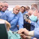 Ärztliche Fortbildung – Schulterendoprothetik – Intensivkurs in der MHH