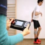Impulsgeber zur Muskelstimulation – John+Bamberg, Hannover