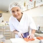 Ausbildung zur Köchin im Berufsbildungswerk