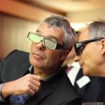 3D-Brille im Einsatz – Übertragung einer Live-OP bei einer ärztlichen Fortbildung