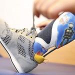 Ein orthopädischer Schuh, der gut aussieht, macht es den jungen Patienten leichter, ihn als Hilfsmittel zu akzeptieren. Vor allem, wenn man ihn mitgestalten darf.