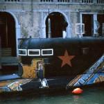 U-Boot im Canal Grande