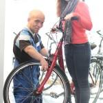 Ausbildung für Menschen mit Handicap
