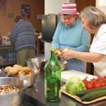 gemeinsames Kochen als tagesstrukturierende Maßnahme