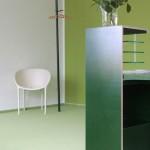 Bürogestaltung einer Klinik für Psychosomatik in Zusammenarbeit mit dem Bauhaus in Dessau
