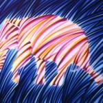 Marcel Domeier, Der goldene Elefant, 2004