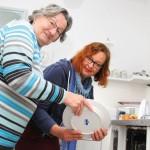 häusliche Unterstützung im Alter