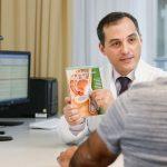Beratung in einer Urologischen Klinik