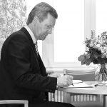 Bundespräsident Christian Wulf