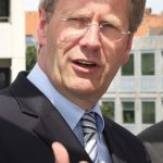 Ministerpräsident Christian Wulf
