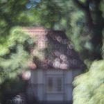 Teehaus – illustrative Fotogafie in malerischer Technik
