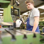 Metallwerkstatt im Annastift Berufsbildungswerk – Ausbildung für Menschen mit Handicap