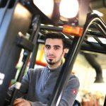 Ausbildung zum Gabelstaplerfahrer im Annastift Berufsbildungswerk für Menschen mit Handicap